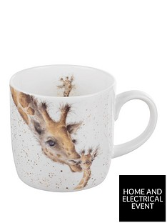 royal-worcester-wrendale-first-kiss-mug