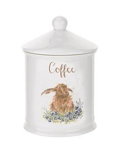 royal-worcester-wrendale-coffee-canister
