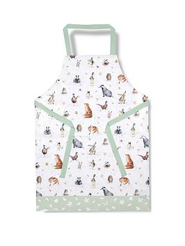 Royal Worcester Royal Worcester Wrendale Pvc Apron Picture