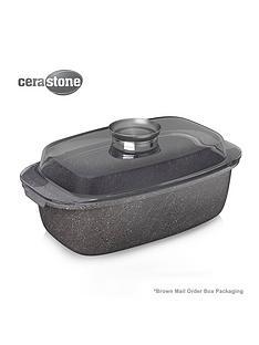 tower-pro-cerastone-32-cm-roaster-with-infuser-lid