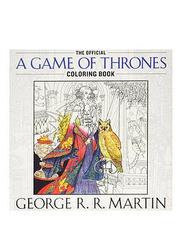 Very  Game Of Thrones Colouring Book
