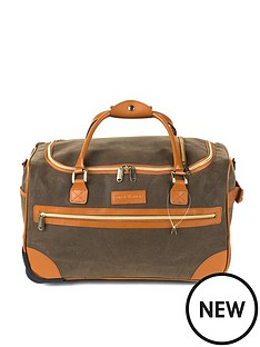 constellation-esquire-suedette-roller-holdall