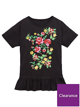 v-by-very-girls-floral-puff-print-frill-t-shirt