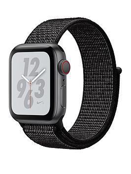 apple-watch-nike-series-4-gps-cellular-40mm-space-grey-aluminium-case-with-black-nike-sport-loop