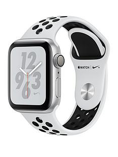 apple-watch-nike-series-4-gps-40mm-silver-aluminium-case-with-pure-platinumblack-nike-sport-band