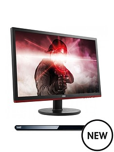 aoc-g2460vq6-24in-fhd-gaming-monitor-1ms-response-75hz-freesynctrade-tobii-eye-tracker-4c-for-honour-pc-game