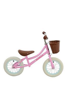 elswick-daisy-girls-heritage-balance-bike-12-inch-wheel