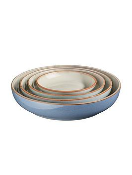 denby-always-entertaining-blues-4-piece-nesting-bowl-set