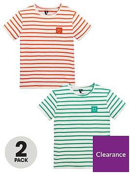 mini-v-by-very-boys-2-pack-slub-jersey-stripe-t-shirts-multi