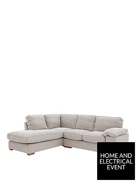 aylesbury-left-hand-fabric-corner-chaise-sofa