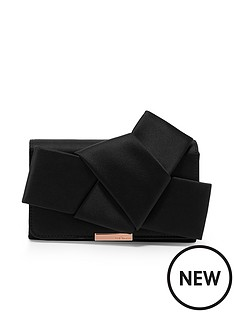 ted-baker-giant-knot-evening-bag