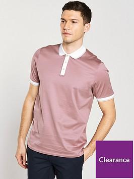 ted-baker-contrast-collar-polo-shirt
