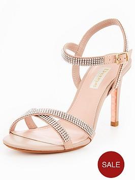 Dune London MADALENNA - High heeled sandals - blush fXU635fgM0