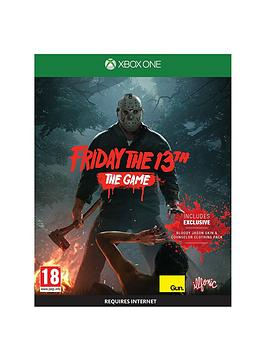 xbox-one-friday-the-13th