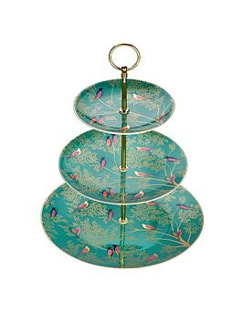 Sara Miller Sara Miller Sara Miller Chelsea 3-Tier Cake Stand Picture