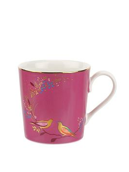 Sara Miller Sara Miller Sara Miller Chelsea Mug - Pink Picture