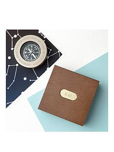 personalised-traveller039s-brass-compass-in-monogrammed-box