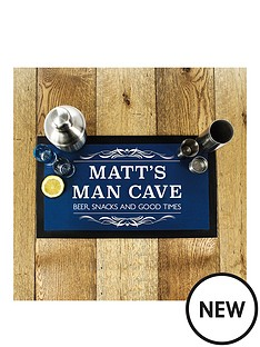 personalised-man-cave-bar-mat