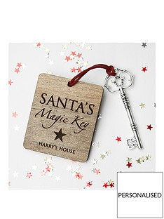 personalised-santas-magic-key