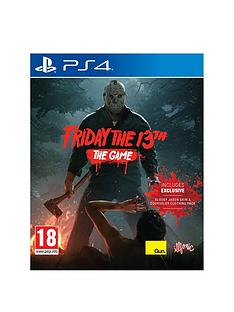 playstation-4-friday-the-13th-ps4