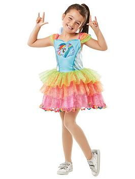 My Little Pony My Little Pony Childs Deluxe Rainbow Dash Costume Picture