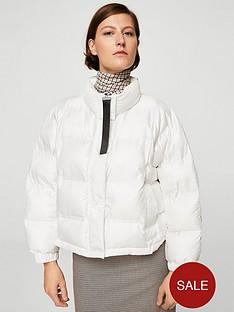 mango-padded-coat-white