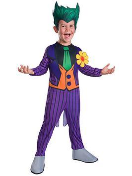 DC Comics Dc Comics Childs Joker Costume Picture