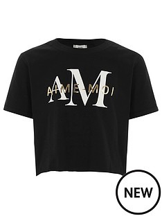 river-island-girls-black-lsquoaime-moirsquo-cropped-t-shirt
