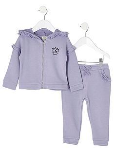 river-island-mini-girls-purple-ruffle-hoodie-jogger-outfit