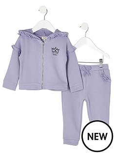 river-island-mini-girls-purple-ruffle-hoodie-jogger-outfit