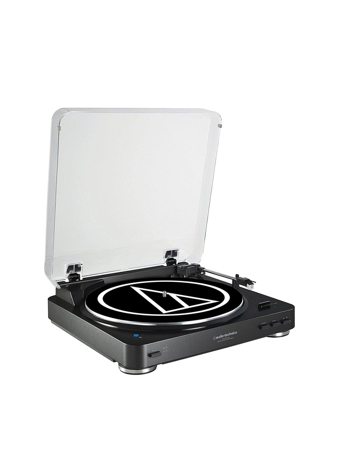 Compare retail prices of Audio-Technica At-Lp60Bt Bluetooth Turntable - Black to get the best deal online