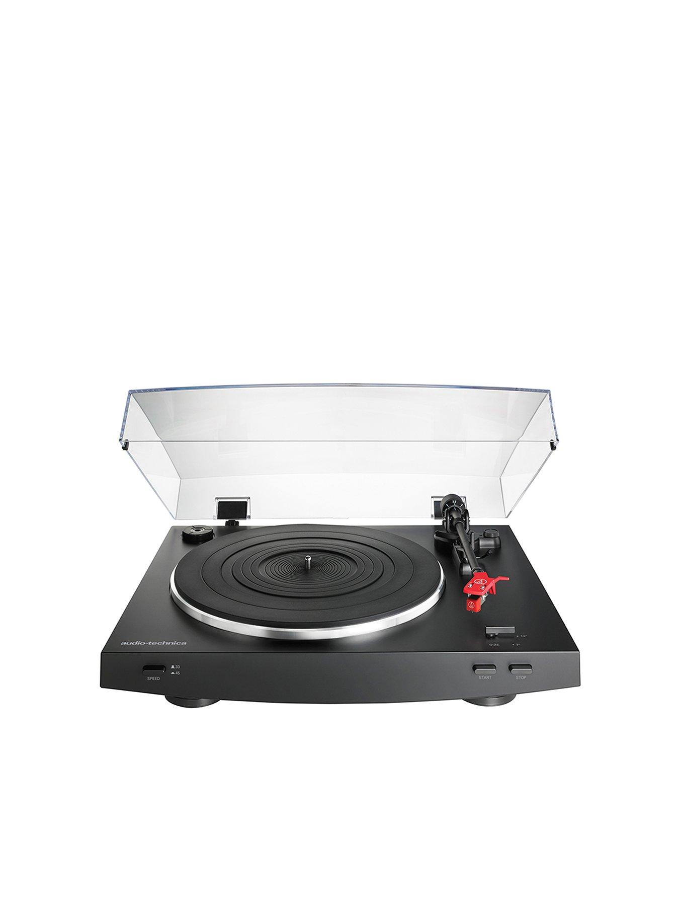 Compare retail prices of Audio-Technica At-Lp3 Turntable - Black to get the best deal online