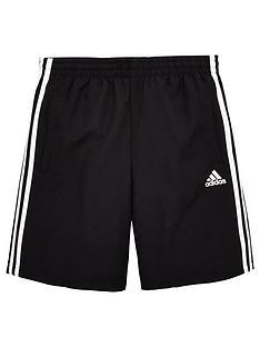 adidas-boys-3s-woven-short