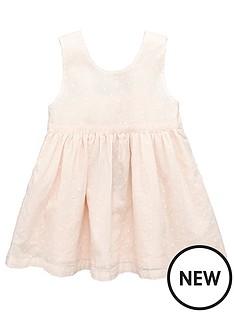 mini-v-by-very-baby-girls-dobby-spot-big-bow-dress