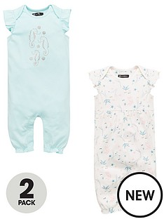 mini-v-by-very-baby-girls-2pk-short-sleeved-rompers