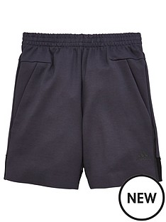 adidas-boys-zne-remix-short-black