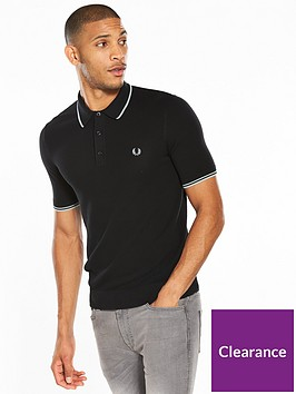 fred-perry-knitted-polo