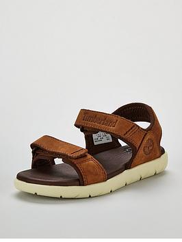 timberland nubble sandal leather 2 strap