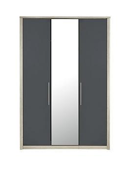 consort-jupiter-3-door-mirrored-wardrobe