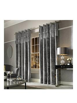 Kylie Minogue Kylie Minogue Veda Eyelet Curtains Picture
