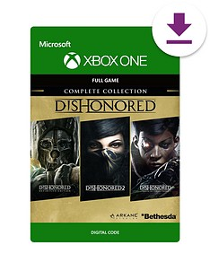 xbox-dishonored-complete-collection