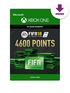 xbox-fifa-18-ultimate-team-fifa-points-4600