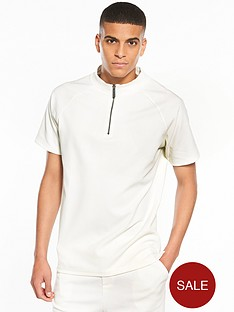 native-youth-storm-zip-neck-polo