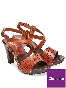 joe-browns-italian-leather-chunky-heel-sandals-tan