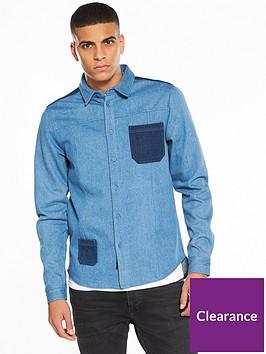 native-youth-berling-pocket-shirt