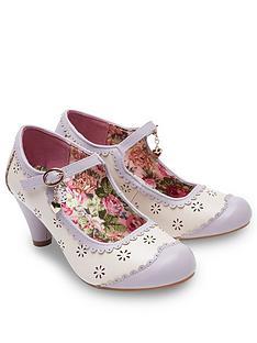 joe-browns-womens-mary-jane-shoes-with-cone-shape-heel-and-charm