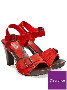 joe-browns-italian-leather-chunky-heel-ankle-strap-sandals-red