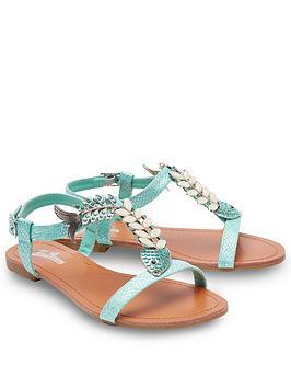 joe-browns-flat-t-bar-sandal-with-diamante-fish-embellishment-aqua