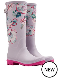 joules-joules-printed-tall-adjustable-cool-poppy-welly