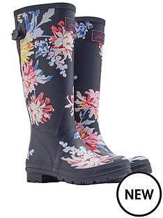 joules-joules-printed-tall-adjustable-whitstable-floral-welly